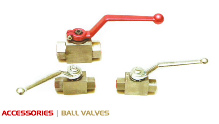 Valves and Manifolds